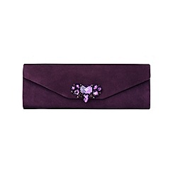 Phase Eight - Collection 8 grape anna jewel bag