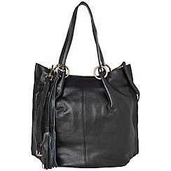 Phase Eight - Black lizzy bag
