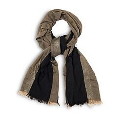 Phase Eight - Gia Contrast Edge Scarf