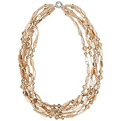 Phase Eight - Nude Ellen Bead Necklace