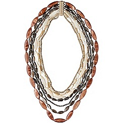 Phase Eight - Multi-coloured loretta necklace