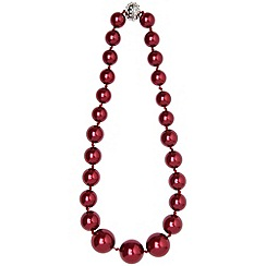 Phase Eight - Ruby lizzie necklace