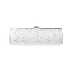 Phase Eight - Ivory grace clutch bag
