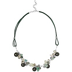 Phase Eight - Forest mila crystal necklace