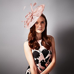 Phase Eight - Confetti pink lorna disc fascinator