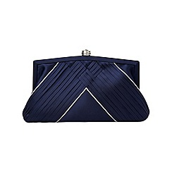 Phase Eight - Navy and Cream kate bag