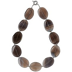 Phase Eight - Lila Stone Necklace