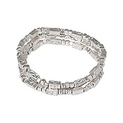 Phase Eight - Silver sheila bracelet