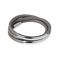 Phase Eight - Grey gail wrap bracelet