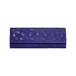 Phase Eight - Abigail Suede Clutch Bag