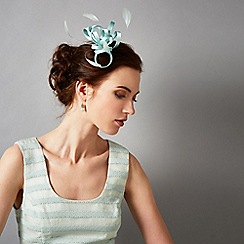 Phase Eight - Mint jewel hair piece