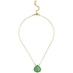 Phase Eight - Green ida necklace
