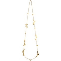 Phase Eight - Gold judie necklace