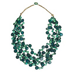 Phase Eight - Teal sofia necklace