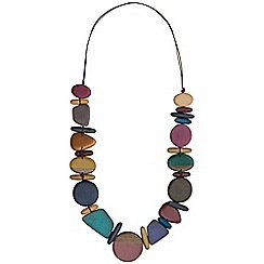 Phase Eight - Multi-coloured rae necklace