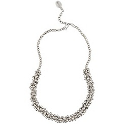 Phase Eight - Silver ruth necklace