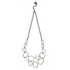 Phase Eight - Silver alexandra necklace