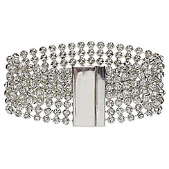 Phase Eight - Silver alyssa bracelet