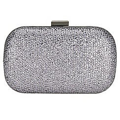 Phase Eight - Lola glitter box clutch
