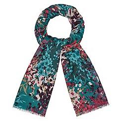 Phase Eight - Ella wool blend scarf
