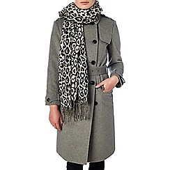 Phase Eight - Elen animal print scarf