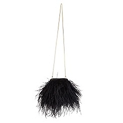 Phase Eight - Bessie feather bag