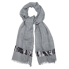Phase Eight - Sienna sequin scarf