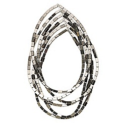 Phase Eight - Gemma multi row bracelet