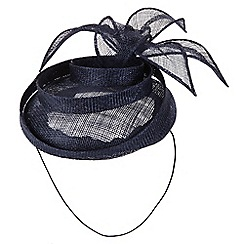 Phase Eight - Midnight Phillipa Fascinator