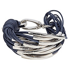 Phase Eight - Denim tia multi strand bracelet