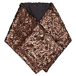 Phase Eight - Metallic Joella Metallic Shawl
