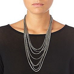Phase Eight - Nicki multi row necklace