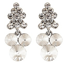 Phase Eight - Maya crystal earrings