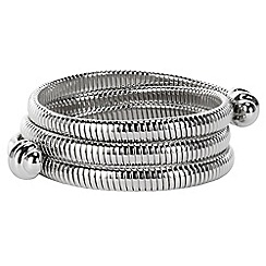 Phase Eight - Silver elsa Wrap Bracelet