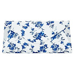 Phase Eight - Flower Print Clutch
