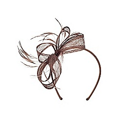 Phase Eight - Violette Fascinator
