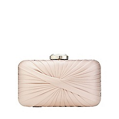 Phase Eight - Millie Twist Satin Clutch Bag