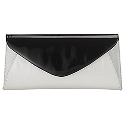 Phase Eight - Sammy Leather Clutch Bag