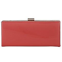Phase Eight - Amara Leather Clutch Bag