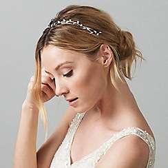 Phase Eight - Maisy Crystal Leaf Headband