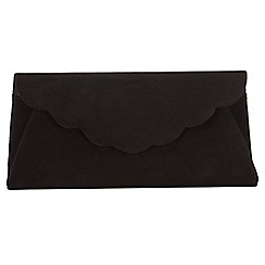 Phase Eight - Bobbi Suede Clutch Bag