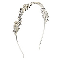 Phase Eight - Pearl and Crystal Headband