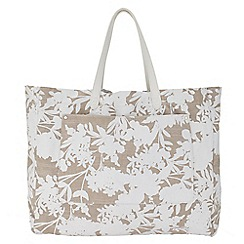 Phase Eight - Ina Printed Canvas Bag