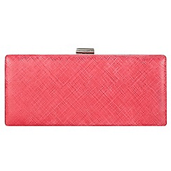 Phase Eight - Elle Leather Clutch Bag