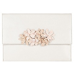 Phase Eight - Flo Leather Clutch Bag