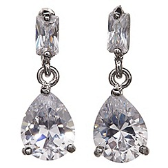 Phase Eight - Crystal Droplet Earrings