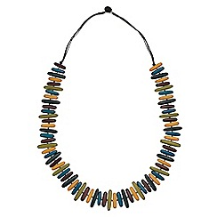 Phase Eight - Remi Wooden Necklace