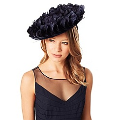 Phase Eight - Feather Disc Fascinator