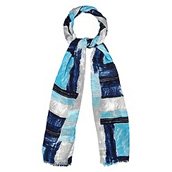 Phase Eight - Bella Brushstroke Scarf