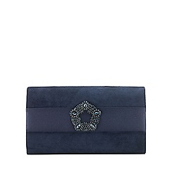 Phase Eight - Georgie Suede Clutch